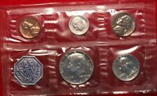 Uncirculated 1964 United States Silver Proof Set