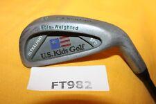 US Kids 8 Single Iron Kidpower Junior Graphite FT982