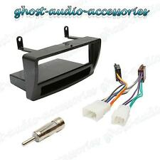 Toyota Corolla Radio Stereo Fascia Facia Panel Fitting Kit Surround ISO Adaptor