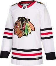 Adidas para hombre de hockey NHL Chicago Blackhawks Climalite Auténtico Jersey De Hockey De Equipo