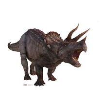 Triceratops Dinosaur CARDBOARD CUTOUT standee standup C1037