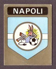 1323- ALBUM PANINI 1972 73 SCUDETTO NAPOLI NUOVO CON VELINA ORIGINALE