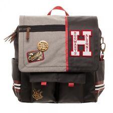 Harry Potter Hogwarts Alumni Utility Hybrid Backpack Messenger Bag BP4W83HPT