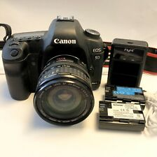 AS-IS Canon EOS 5D Mark II 21.1MP Digital SLR Camera + Canon EF 24-85mm LENS