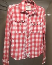Men's Abercrombie & Fitch Shirt Size Small