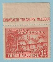 New Guinea 3  MINT NEVER HINGED OG **  NO FAULTS VERY FINE !