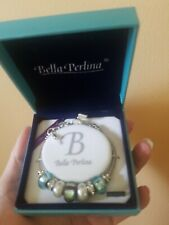 Bella Perlina BRACELET classic One Size Fits All New In Box Retail $95