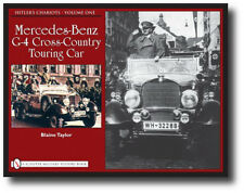 Hitler's Chariots Vol 1 Mercedes-Benz G-4 Cross-Country Touring Car Book History