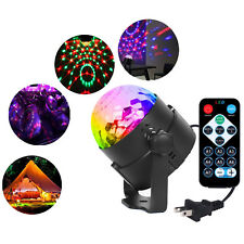 Usa mini Rgb Stage Disco Party Light Strobe Led Dj Ball Indoor home Dance Lamp