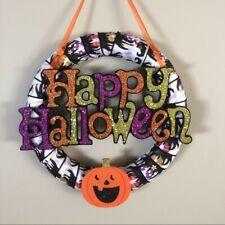 Halloween Wreath - Handmade