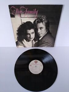The Family Vinyl LP Record Album Paisley Park 1985 Prince Soul Funk Synth-Pop