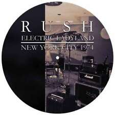"""Rush - Electric Ladyland 1974 NEW 12"""" Picture Disc"""