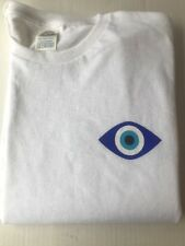 Katy Perry Witness Music Tour 2017 Concert T-Shirt size XL white EYE symbol