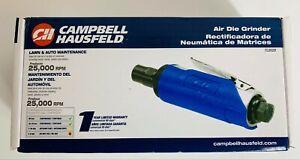 Campbell Hausfeld Mini Die Grinder TL0520 -  BRAND NEW IN BOX