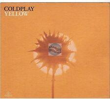 COLDPLAY yello CD MAXI digipack