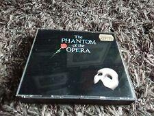 The Phantom of the Opera -Original London Cast, Andrew Lloyd Webber (2xCD 1987)