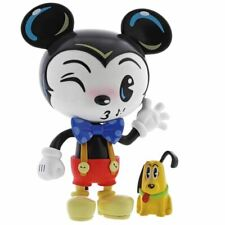Disney Miss Mindy Mickey Mouse Vinyl Collectable Figurine - Boxed Enesco Pluto
