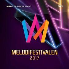 "Various Artists - ""Melodifestivalen 2017"" - CD Album - 2017"