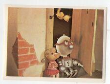 figurina TOPO GIGIO ALBI PER LA GIOVENTU' 1975 EDIZIONI PEREGO IMPERIA num. 128