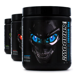 JNX Sports The Shadow (30srv) Pre workout build muscle beta alanine supplement