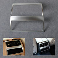 Chrom Lüftungs Rahmen Blende Abdeckung Trim für BMW 5 er F10 F11 520i 530i 550i