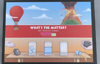 KS2 Materials Revision Board Game What's The Matter Brand New Unused Home School