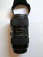 Sigma AF 18-35 mm 1:1,8 DC HSM für Canon EOS, ART-Serie