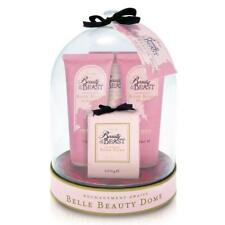 Disney Store Belle Beauty Dome Body Care Soap Cream Deluxe Gift Set