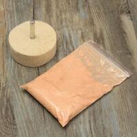 50g Cerium Oxide Powder Scratch Remover Glass Polishing Kit +5CM Polishing