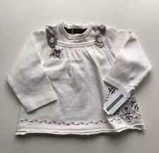 💝 BABY GIRLS *MAMAS & PAPAS* T-SHIRT, 3-6 MTHS, NWT, IDEAL NEW BABY GIFT💝