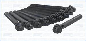 Zylinderkopfschraubensatz AJUSA 81007900 für CITROËN FIAT LANCIA PEUGEOT