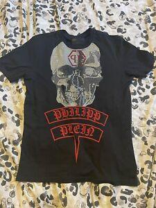 philipp plein t shirt Size Large