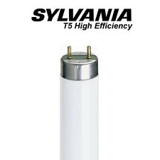 10x GE F14w- 14w T5 Tube Triphosphor Haute Efficacité 549mm - Blanc Froid - 840