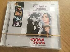 Dil Deke Dekho & China Town Old Bollywood music Cd