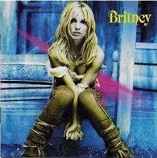 Britney by Britney Spears CD 2001 Jive USA I'm A Slave 4 You ... Boys !!