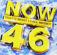Now That's What I Call Music ! 46 CD Now Music - Brand New Sealed Music Audio CD