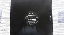"""New Order - Spooky (Rare) 12"""" Promo"""