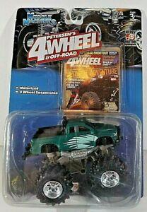 Muscle Machines Dodge Pickup Monster Truck  Hi-Rev Motor 2002