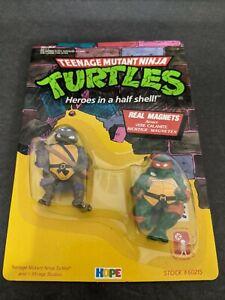 Tmnt 90's Unpunched Teenage Mutant Ninja Turtles Magnet Donatello michaelangelo