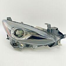 2014 2015 2016 Mazda 3 Hid Xenon Projector Right Oem Headlight Bhn351030