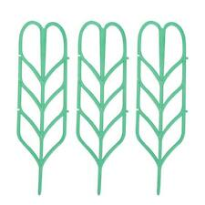 Leaf Shape Garden Trellis for Climbing Plants Potted Plant Support Rack for Ivy