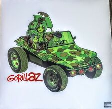 """GORILLAZ -  GORILLAZ  - 2 LP VINYL SET """" NEW, SEALED """""""