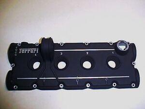 Ferrari 308 Engine Cylinder Head Cam Valve Cover GTSi LH OEM