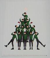 EXO-K - Miracles in December (Korean ver.) OFFICIAL POSTER