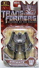 "SIDEWAYS Transformers Movie 2 ROTF Legends Class 3"" inch Decepticon Figure 2009"