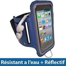 Bleu Brassard Sport pour Apple iPod Touch 2G 3G 4G Gén Armband Jogging Gym