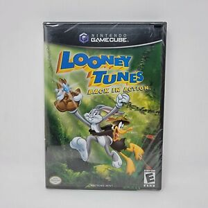 Looney Tunes: Back in Action (Nintendo GameCube, 2003) Brand New Sealed