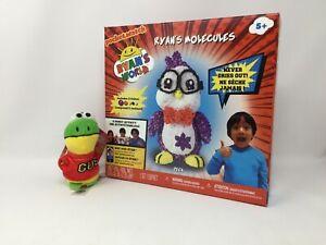 Orb Molecules Ryan's World Penguin NEW - Plus Ryans Clip on Plush and free SH