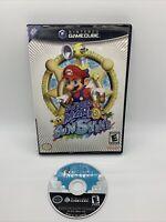 Super Mario Sunshine (GameCube, 2002) - No Manual - In Replacement Case