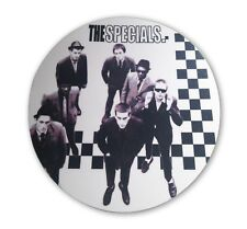 The Specials Vinyl Record Label Sticker 2 Tone  Ska Rude Boy CD Size Decal CD5